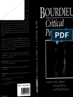 Edward Lipuma, Moishe Postone, Craig J. Calhoun-Bourdieu_ Critical Perspectives (1993)