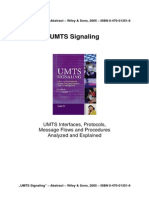 UMTS UTRAN Signaling Abstract