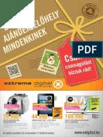 akciosujsag.hu - Extreme Digital, 2013.11.28-12.11