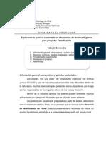 Guía profesor (Esterificación)
