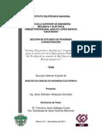 Sistema Diagnóstico Asistido por Computadora para la detección de la Retinopatía Diabética No Pro