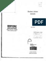 Elecciones y Sistemas Electorales (1-99).D.nohlen