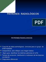 PATRONES  RADIOLÓGICOSGG