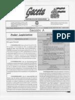 Reformas Ley Marco Telecomunicaciones