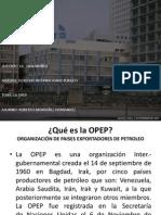 LA OPEP montañes