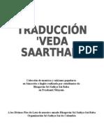 VEDA-SAARTHAM traduccion.pdf