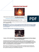 The Bohemian Grove Exposed