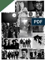 Collage Literatura