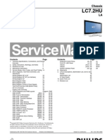 Televisions Philips 32 Service Manual