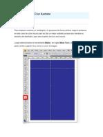 01 Crear Un Florero 3D en Ilustrator