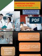 Plasmaferesis - Domingo 6 de Octubre
