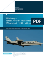 Pel Air Accident Report