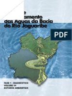Bacia Do Rio Jaguaribe-Diagnostico-Volume4-Estudos Ambientais