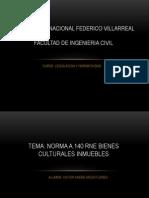 Norma a. 140 Ariza Flores Victor