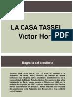 Art Nouveau- La Casa Horta Nuevo...