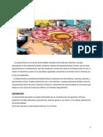 esquizofrenia fisiopatologia