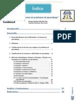 P    á   g    i   n   a    1   Problemas de aprendizaje