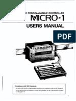 Micro1 Manual[1]