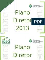 IDECI - Plano Diretor 2013
