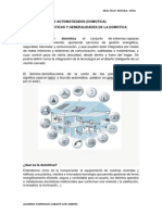 DOMOTICA EDIFICIOS AUTOMATIZADOS