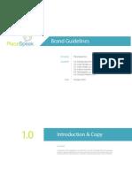 PlaceSpeak Brand Guidelines