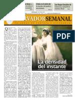 Observador Semanal del 28/11/2013