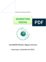 Marketing Social+Segunda Parte