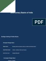 Basins of India