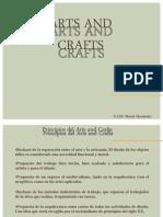 Arts and Crafts Trabajo