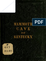 An Excursion to the Mammoth Cave (1840)_Robert Davidson