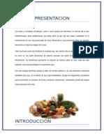 Expo Bioquimica de Hortalizas Imprimir