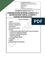 DI-PG 7.2.2 Com Int Cons y Satisf con el Cliente y Part  Interes 22-01-10.pdf