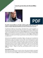 Aïcha Kadhafi sous la protection de Bouteflika