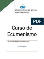 Ix Ecumenismo de Consenso