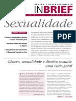 Boletim Bridge - Inbrief18 - Sexualidade