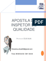 Apostila - Inspetor Cq