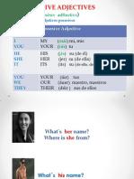 Diapositivas Ingles - II