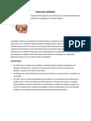 diabetes tipo 2 fisiopatología y etiología de la parálisis cerebral