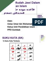 Kaedah Mudah Jawi Dalam Pendidikan Islam