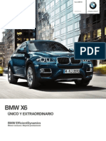 Catalogo BMW X6 2013