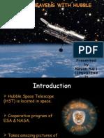presentation on Hubble Space Telescope