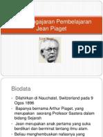 Teori Pengajaran Pembelajaran Jean Piaget