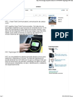NFC Tegnologia NFC - Taringa!