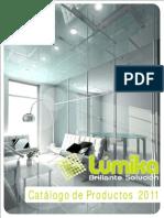 Lumika Catalogo 2011 -version impresión