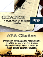 APA Citation
