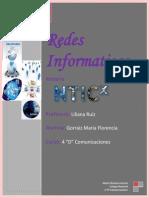 Redes Informaticas Word 2