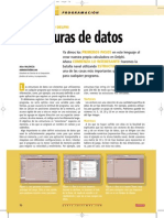 Manual Estructuras de Datos en Delphi