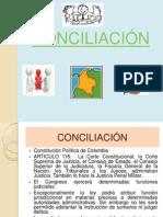 CONCILIACIÓN EN EQUIDAD 1