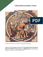 Persécution des Juifs pendant la première croisade