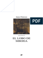 El Lobo de Siberia (Alex Cross 9)-James Patterson